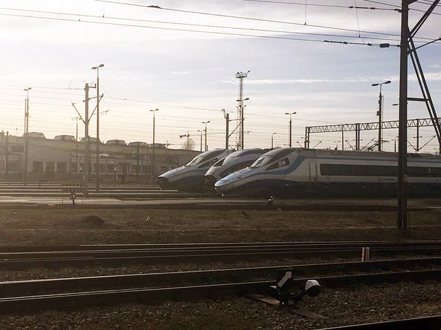 Pendolino to najcenniejsze pociągi PKP
