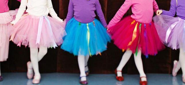 Bezpłatne warsztaty taneczne dla dzieci w wieku 4+