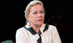 """Krystyna Janda pochwaliła się zdjęciem wnuczki. """"Cała babcia"""""""