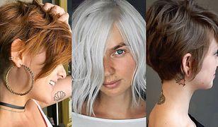 Fryzury bob są odpowiednie dla każdej długości włosów