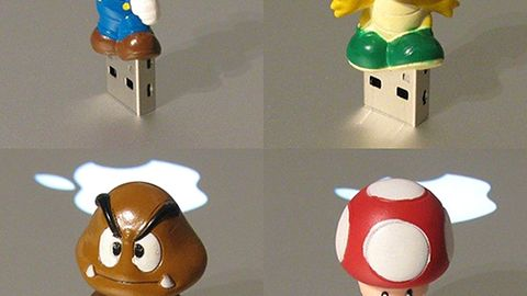 USB z Nintendo nie od Nintendo
