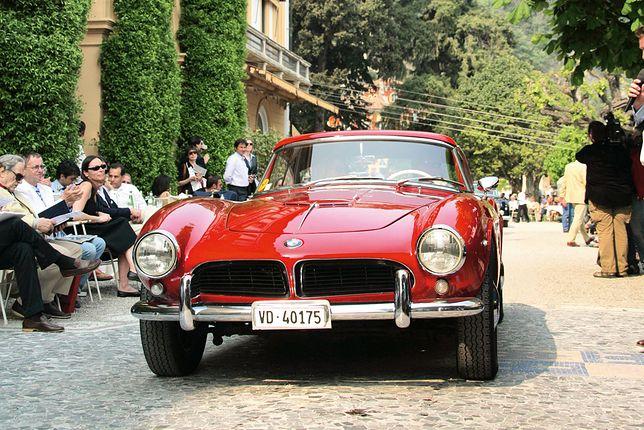 10. BMW 507