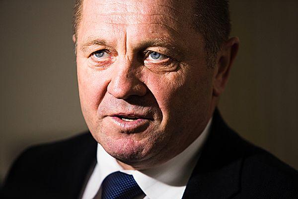 Minister rolnictwa Marek Sawicki wezwany na dywanik do premier Ewy Kopacz