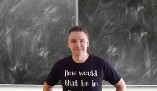 Karol Pietrzyk od 1 września chce zrobić rewolucję w swoim systemie nauczania