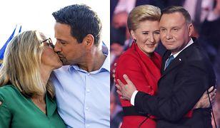 Trzaskowscy i Dudowie, kampania wyborcza 2020