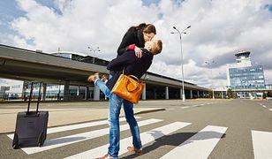 Według analizy za najromantyczniejsze można uznać włoskie lotniska