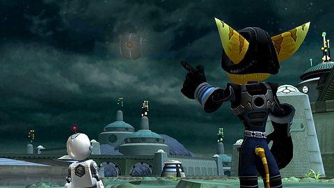 Klasyczne przygody Ratcheta i Clanka trafią na Vitę