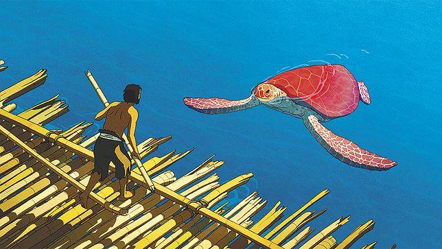 """""""The Red Turtle"""": Międzynarodowa animacja bez dialogów oscarowego twórcy"""