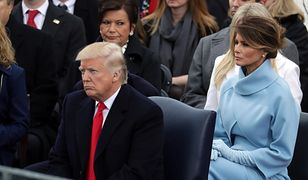 Melanie i Donald Trump
