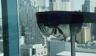 Mirosoft pokazuje Hololens w działaniu na wideo