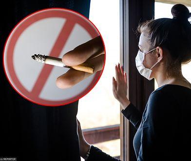 Czy koronawirus zmniejszy liczbę palaczy? Odpowiedź będziemy mogli poznać za jakiś czas.