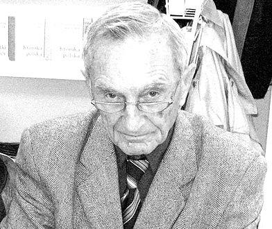 Zmarł prof. Henryk Samsonowicz