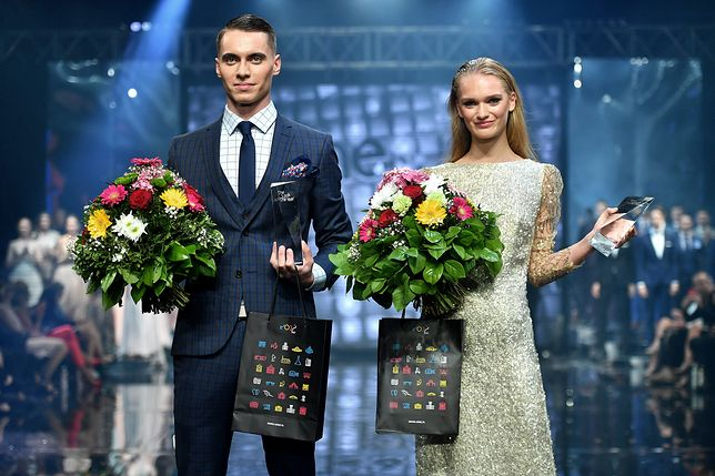 ZOSIA WALCZAK I OSKAR IŃSKI WYGRALI THE LOOK OF THE YEAR 2019!