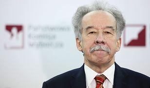 Przewodniczący PKW Wojciech Hermeliński ma czas na ocenę kandydatur na nowego szefa KBW do 2 marca