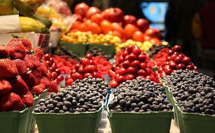 Na węgierskich stołach będzie mniej owoców
