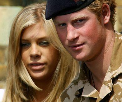 Chelsy Davy i książę Harry byli parą przez kilka lat