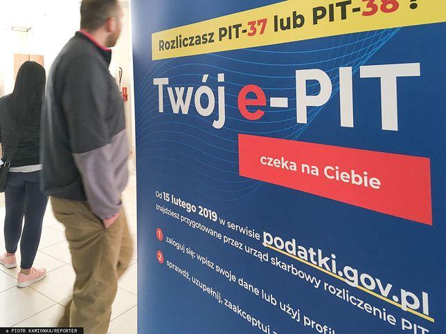 Od 15 lutego możemy składać PIT-y za 2019 rok