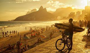 Inauguracja nowego połączenia do Rio de Janeiro odbyła się na początku listopada br.