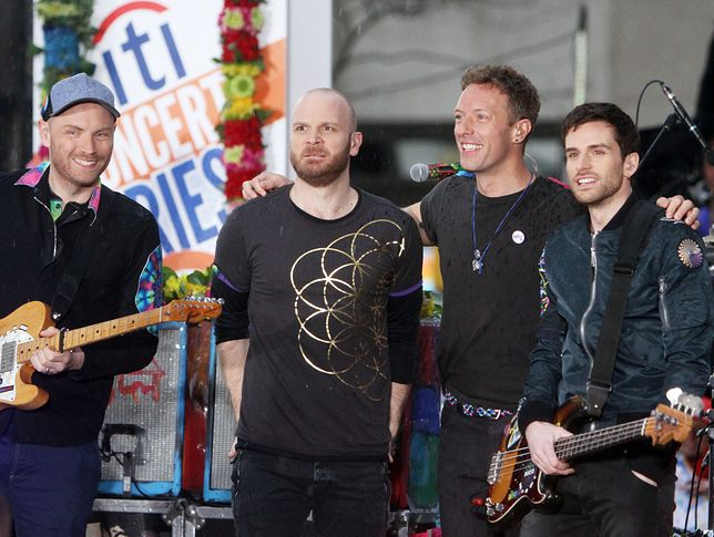 Zespół Coldplay stawia na bycie ekologicznym