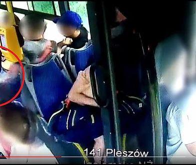 Kraków. Do ataku doszło w miejskim autobusie
