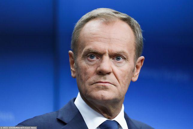 Kadencja Donalda Tuska na stanowisku szefa Rady Europejskiej kończy się 1 grudnia