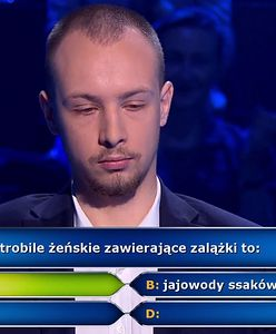 """""""Milionerzy"""". Uczestnik zaskoczył Huberta Urbańskiego. """"Jestem sportowcem, nie terrorystą"""""""