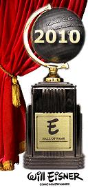 Nominacje do nagród Eisnera