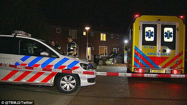 Atak nożownika w Maastricht