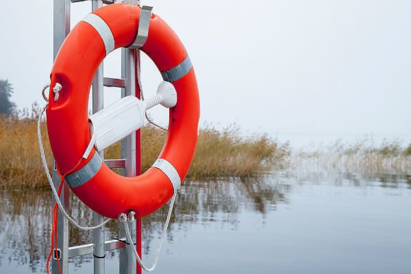 Dolny Śląsk: 10-latek utonął na niestrzeżonym kąpielisku w Chocianowie