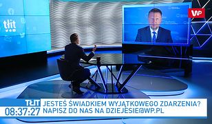 Rekonstrukcja rządu. Marcin Kierwiński o planach Ziobry: prezes PiS nie zapomina