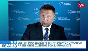 """Zmiana prawa wyborczego? Marcin Kierwiński: Kaczyński chce """"cementować"""" władzę PiS"""