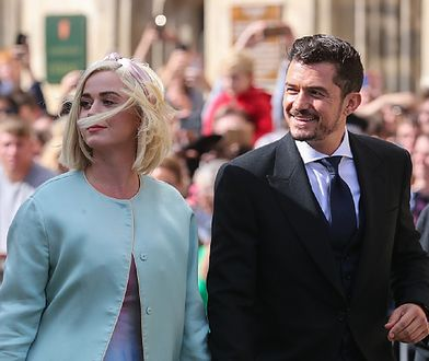 Orlando Bloom i Katy Perry przechodzą kryzys? Wokalistka zabrała głos