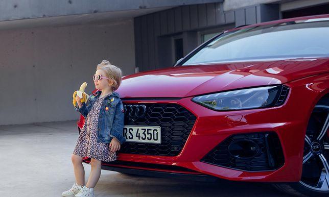 Audi przeprasza za swoją kampanię reklamową
