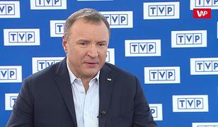 """Jacek Kurski o sukcesach Roksany Węgiel i Viki Gabor: """"TVP stworzyło idealne warunki rozwoju"""""""