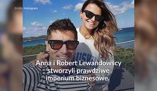 Imperium biznesowe Anny i Roberta Lewandowskich. Są inwestorami ponad 30 projektów
