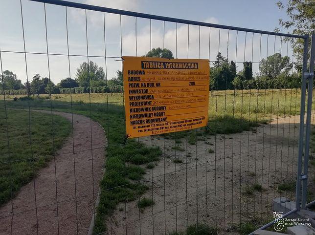 Warszawa. Skwer na Pradze-Północ zyska nowe oblicze