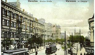 Pani Chłodna – burzliwa historia zapomnianej ulicy (SPACER)