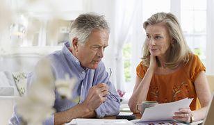 Zadłużenie polskich emerytów idzie w miliardy