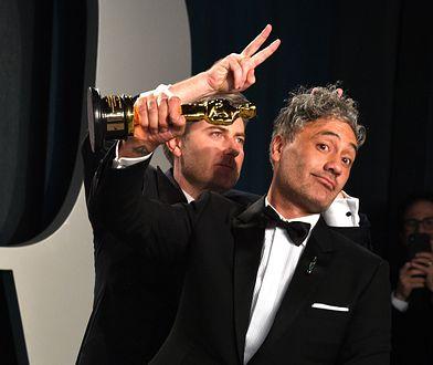 Taika Waititi schował Oscara pod fotelem