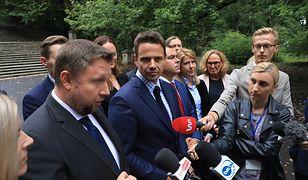"""PO ujawniło """"jedynki"""" do Rady Warszawy"""