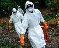 Pacjent zakażony wirusem ebola uciekł z kliniki w Demokratycznej Republice Konga