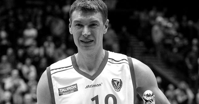 Nie żyje Adam Wójcik. Koszykarz miał 47 lat