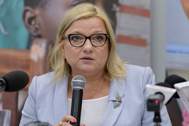 Beata Kempa jest ministrem-członkiem Rady Ministrów odpowiedzialnym za sprawy dotyczące pomocy humanitarnej