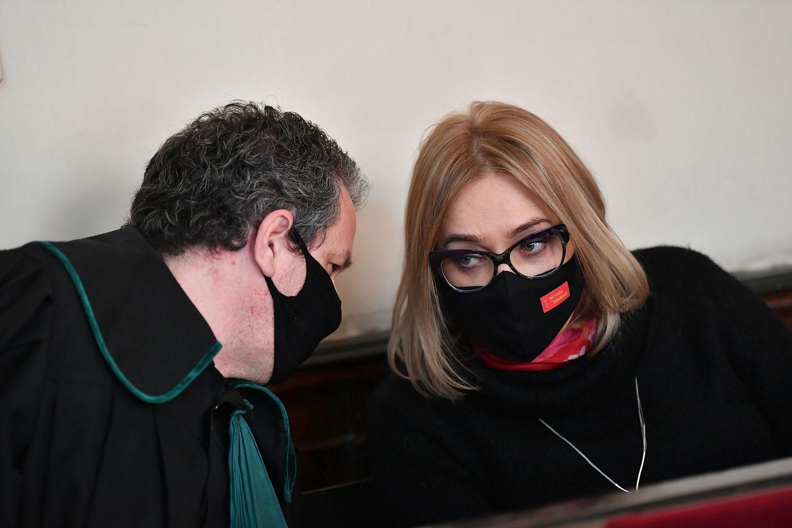Ruszył proces Magdaleny Adamowicz