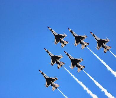 USA kupią nowe myśliwce? W kręgu zainteresowań samoloty F-16