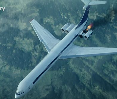 Las Kabacki. Największa katastrofa lotnicza w Polsce