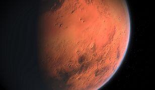"""NASA """"zajrzała"""" do wnętrza Marsa. InSight zmierzył jądro planety"""