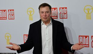 Elon Musk najbogatszym człowiekiem na świecie. Jeff Bezos zdetronizowany
