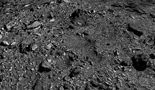 Koniec świata sprowadzi asteroida Bennu? Naukowcy przyjrzeli się jej dokładniej