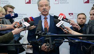 Wojciech Hermeliński spodziewa się większej ilości wniosków w związku z nieuczciwym promowaniem kandydatów